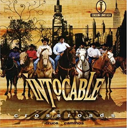 intocable crossroads fan edition