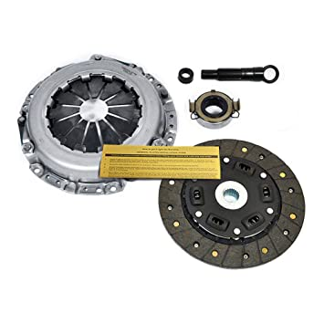 EFT Kit de embrague 00 - 05 Toyota Echo 06 - 12 Yaris 04 - 06 Scion xA XB 1.5L DOHC 4 cilindros: Amazon.es: Coche y moto