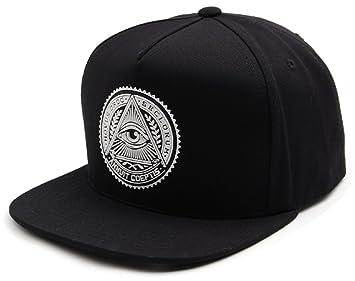 sujii ILLUMINATI Archetype Baseball Cap gorra de beisbol gorra de Snapback sombrero de Trucker: Amazon.es: Deportes y aire libre