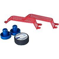 Juguetrónica- Air Hockey Game Portátil para Mesa (JUG0163)