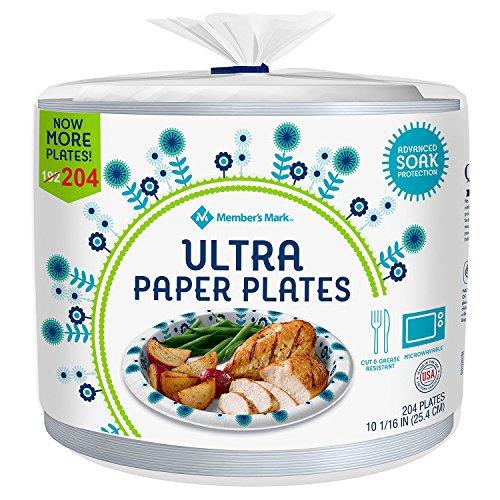 Member's Mark Ultra Plate, 10-1/16