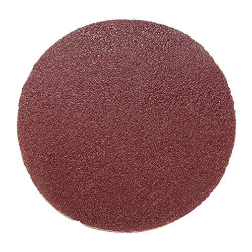 Letbo New 60pcs 6 Inch Self Adhesive Mixed Grit Sanding Discs 60-320 Grit Sanding Polishing Pad