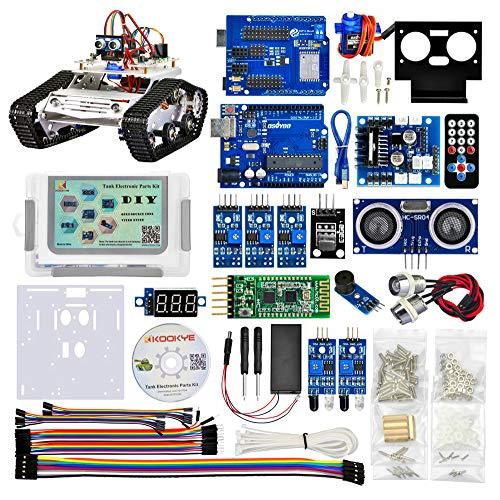 make an arduino controlled robot - 8