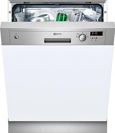 Neff GI 250 N lavavajilla Semi-incorporado 12 cubiertos A+ ...