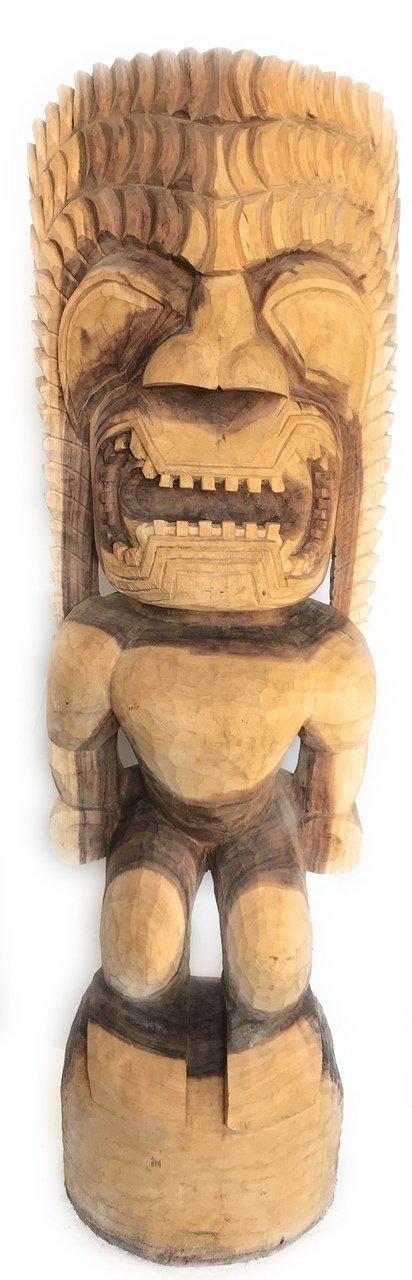 Large Tiki Kuka Ilimoku 7' - Architectural Design | #yda11024200n1 by TikiMaster