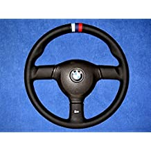 BMW 3-series E36 1990-98 steering wheel cover (M-Tech 2) by RedlineGoods