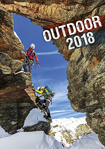 Outdoor Calendar - 2018 Calendar - Calendars 2017 Extreme Sports Calendar - Photo Calendar by Helma