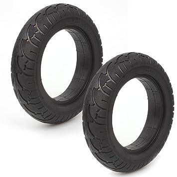 "wingsmoto 200 x 50 (8 ""x2) sólido neumáticos neumático sin aire neumático"