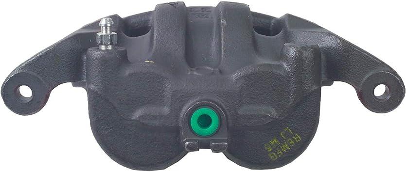 Brake Caliper Unloaded Cardone 19-B1613 Remanufactured Import Friction Ready