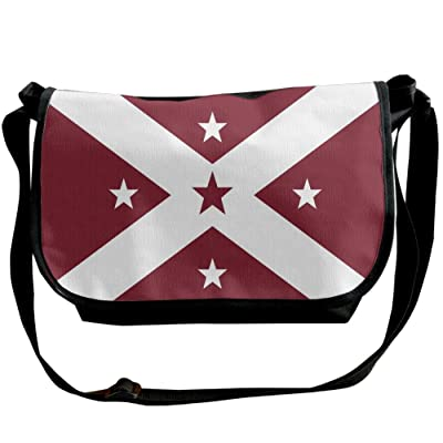f18a5a35c0 Futong Huaxia Florida Flag Travel Messenger Bags Casual Handbag School Shoulder  Bag Crossbody Bag Unisex Sling Bag