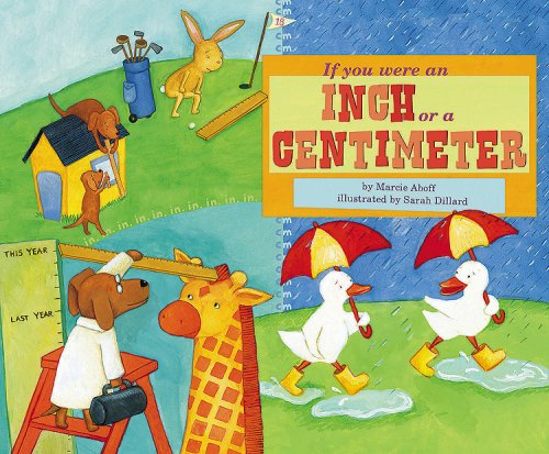 If You Were an Inch or a Centimeter (Math Fun)