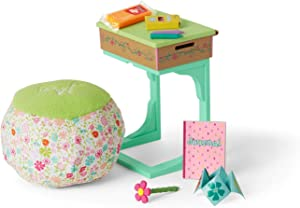 American Girl WellieWishers Ready to Learn Desk Set for 14.5