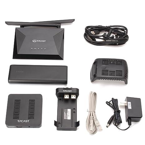 2c396627f RISHIL WORLD TPCAST Wireless Adapter Upgrade Set Helmet Virtual Wireless VR  HMD for HTC Vive VR Glasses Single Item.: Buy RISHIL WORLD TPCAST Wireless  ...