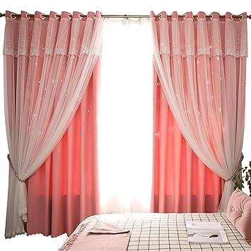 Amazoncom Curtains Korean Style Princess Curtains Finished