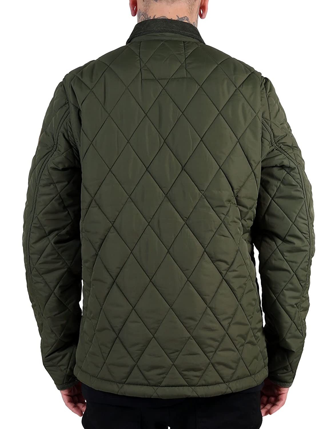 Element Casey Jacket Olive