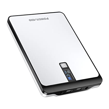 POWERADD Pilot Pro2 Power Bank de 23000mAh de Alta Capacidad Batería Externa para para iPhone iPad Samsung Dispositivos Android Tablets 2 Salidas USB, ...