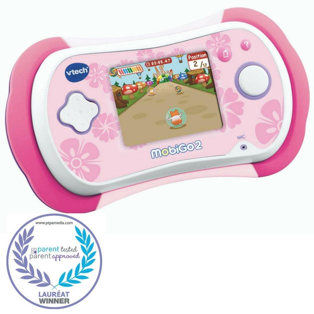 VTech MobiGo 2 Touch Learning System - Pink by VTech (Image #3)