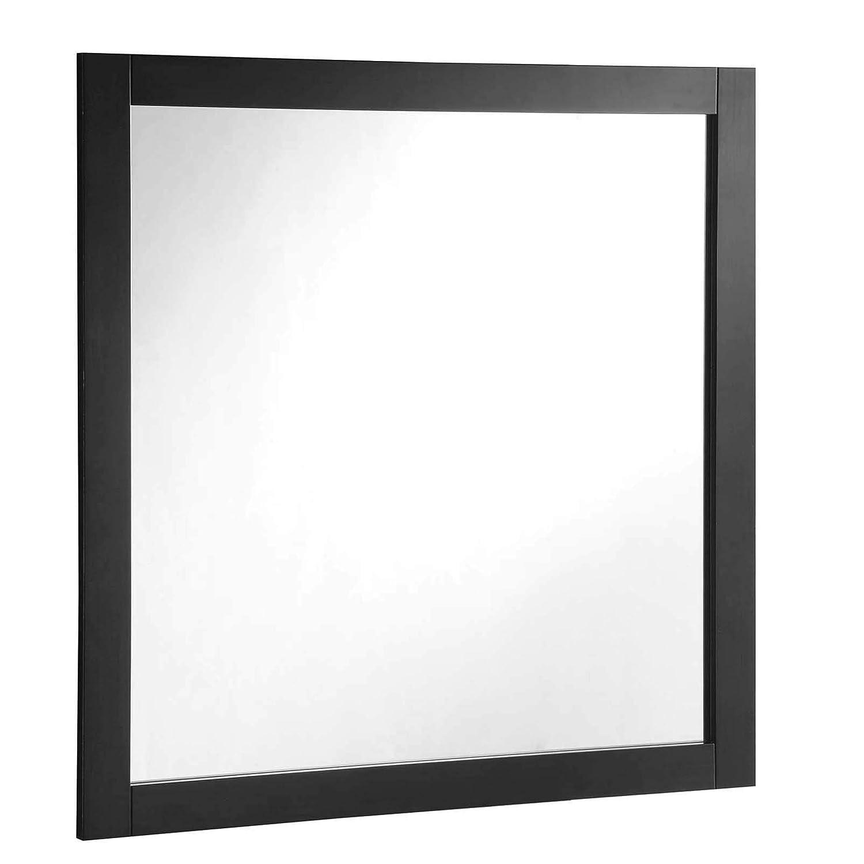 Design House 547091 30-inch Vanity Mirror, Espresso