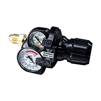 0781-3641 Victor Inert Gas Argon Regulator EDGE 2.0 Flow Gauge ESS32-80CFH-580