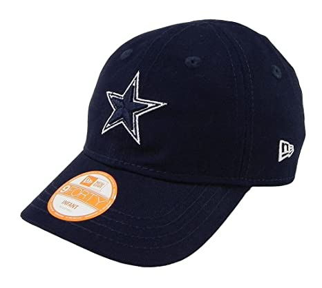 new styles cb3a9 b1a35 Amazon.com   New Era Dallas Cowboys My First 9Forty Cap   Sports   Outdoors