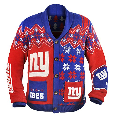 New York Giants Ugly Christmas Sweaters