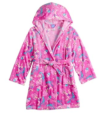 7abe34ab836 Disney s The Nutcracker and The Four Realms Sugar Plum Fairy Hooded Robe -  Girls 4-