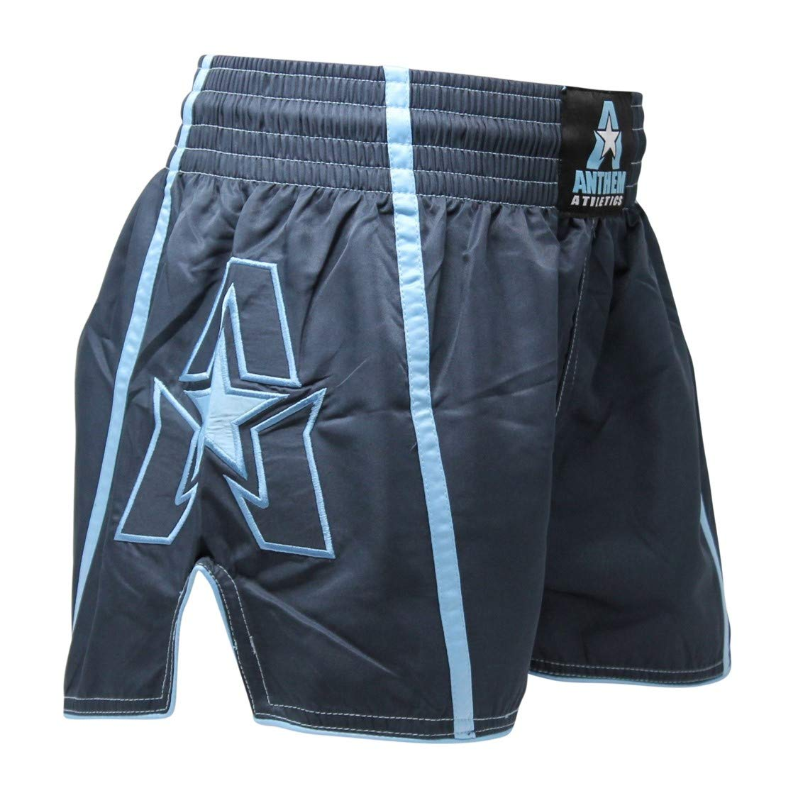 Anthem Athletics Infinity Ghost G2 Muay Thai Shorts - Kickboxing, Thai Boxing - Ghost Navy G2 - Small