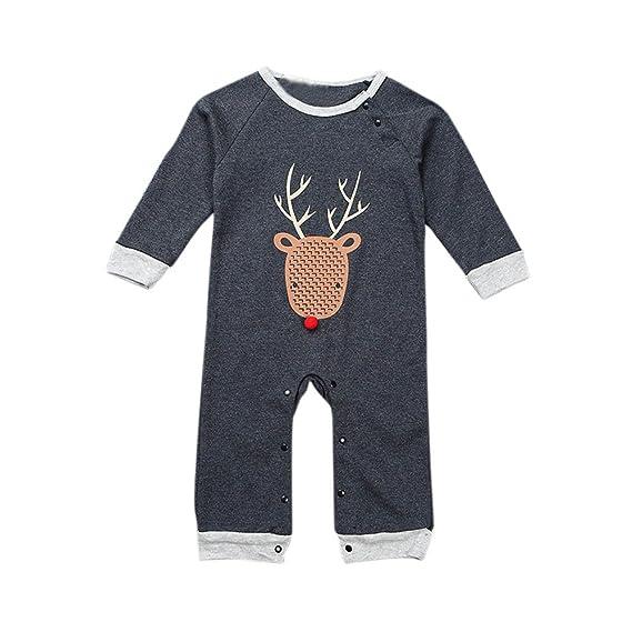 BHYDRY ReciéN Nacido Infantil Bebé Chico NiñA Imprimir Romper Mono ...