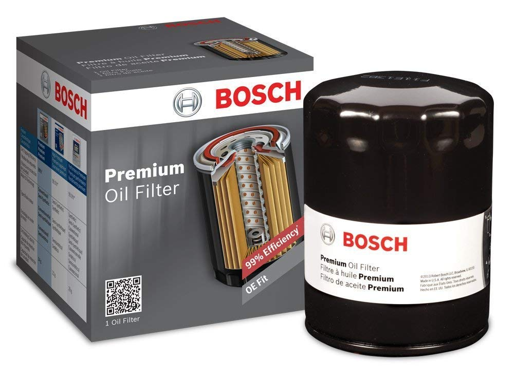 Bosch Automotive 3978 Oil Filter