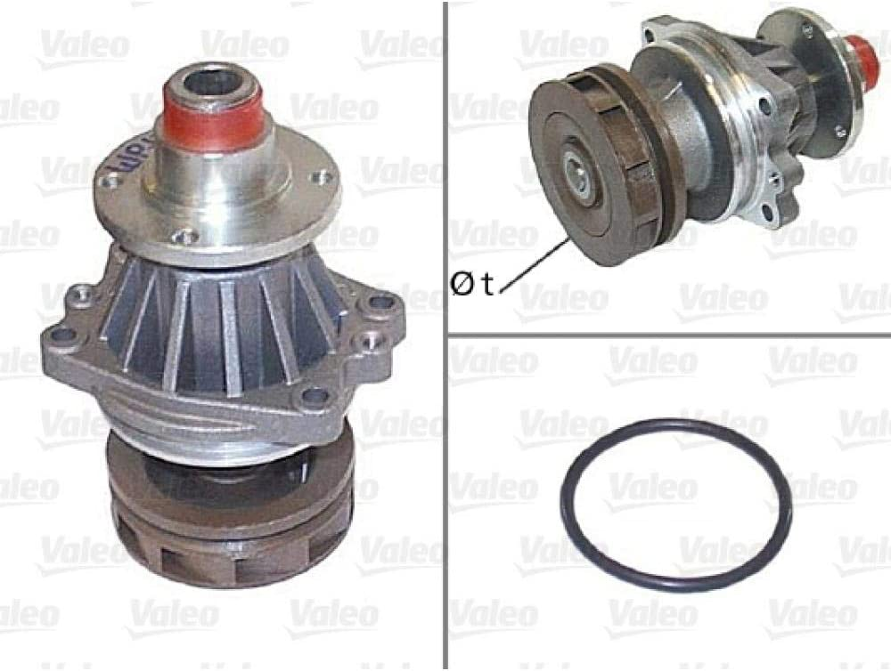506107 1629 VALEO pompe à eau pour BMW Série 3 3 2000-2007