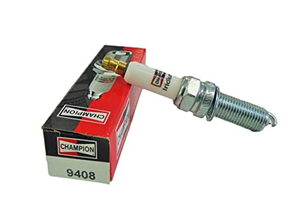 Champion RER8WYCB4 (9408) Iridium Spark Plug, Pack of 1