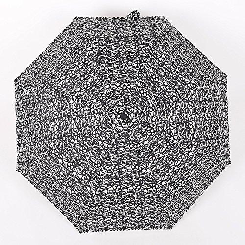 Vivona Automatic Windproof Folding Umbrella Men Women 8 Ribs Umbrellas Travel Lightweight Rain Gear - (Color: 4) by Vivona (Image #6)