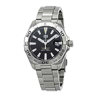 TAG Heuer Aquaracer Reloj de Hombre automático 41mm WBD2110.BA0928: Amazon.es: Relojes