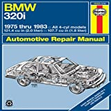 BMW 320i, 1975 Thru 1983, John Haynes and A. K. Legg, 1850100721