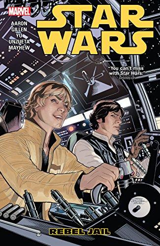 Star Wars Vol. 3: Rebel Jail (Star Wars (2015-)) cover