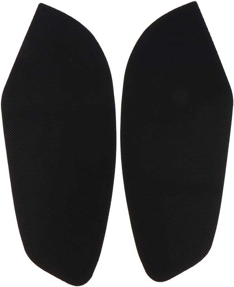 Perfeclan Pair Fuel Gas Tank Traction Pads Protector for BMW S1000RR for Scooter Motorcycle Motorbike