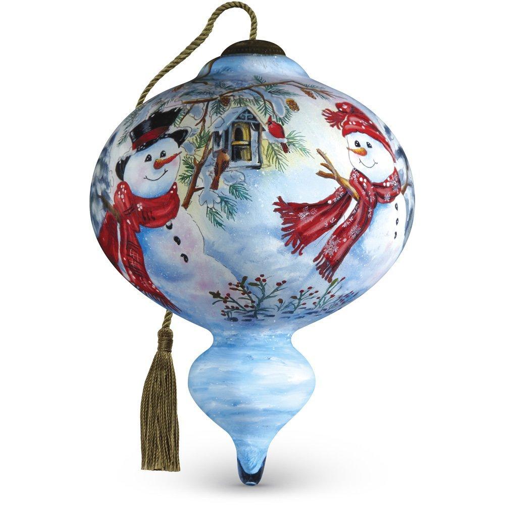 "Ne'Qwa Art, Christmas Gifts,""Snow Sweethearts"""