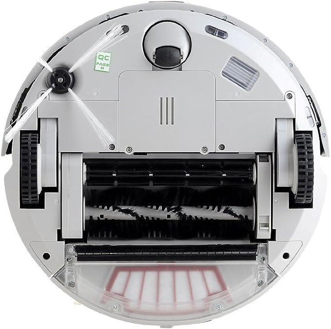 Mini Robots Aspiradores Automático A320, Robot Aspirador Amtidy: Amazon.es: Hogar