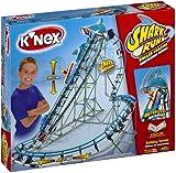 K'Nex Shark Run Roller Coaster - Motorized Building System