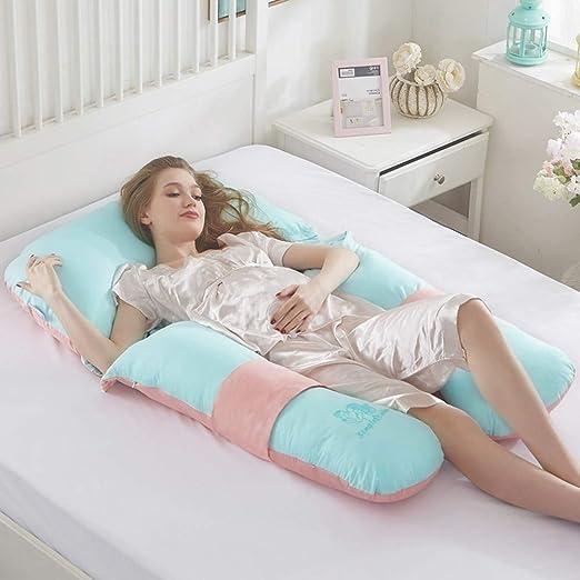 K&G Almohada De Cuerpo Completo para Embarazadas De ...