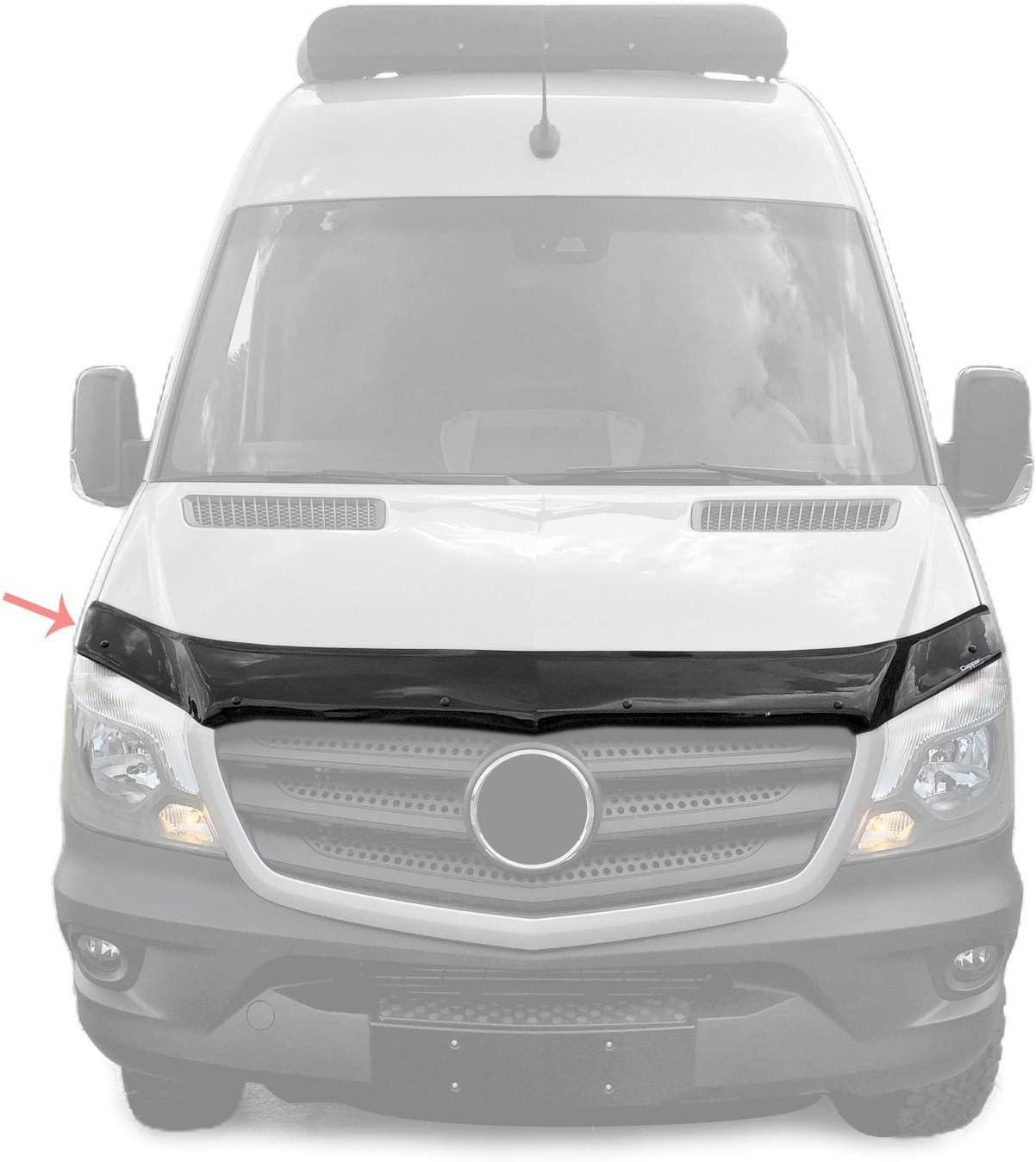 For Mercedes Sprinter W901 2000-2006 Front Bug Shield Hood Deflector Guard