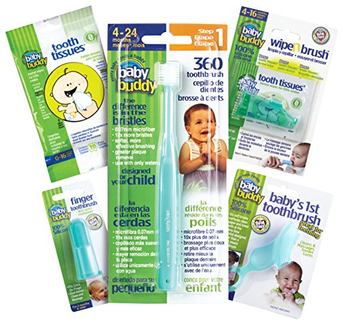 Baby Buddy Infant Oral Green product image