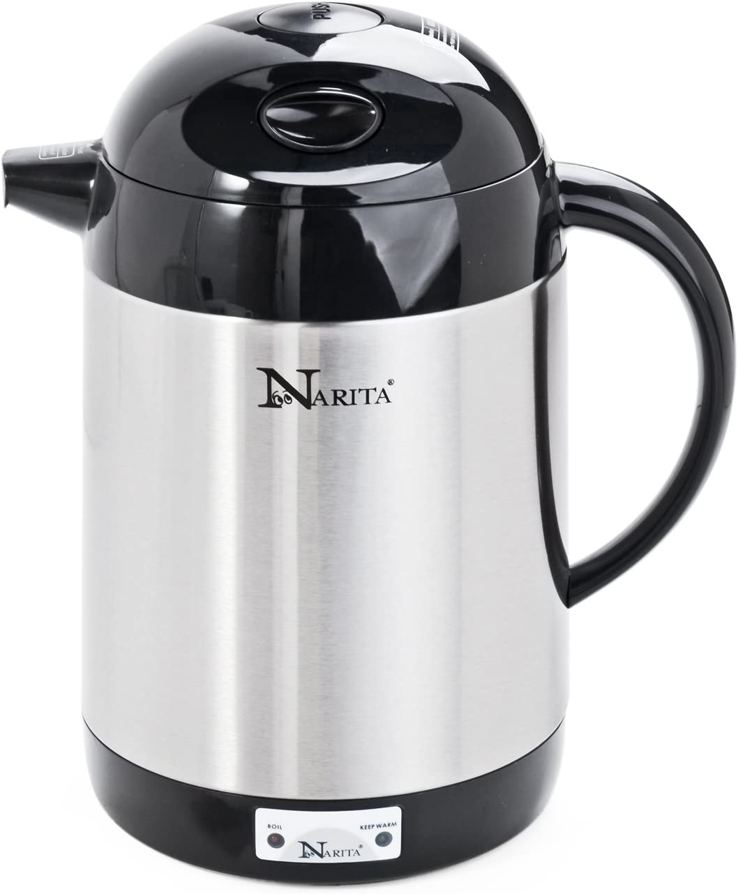 Cordless 1.5 L Electric Kettle (Stainless Steel)