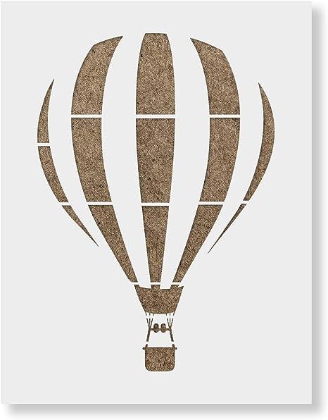 A4 Card Making Templates for 3D Hot Air Balloon /& Display Box by Card Carousel