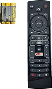 ALTICE Remote Control with Bluetooth, Speech, and Netflix Button Batteries Included