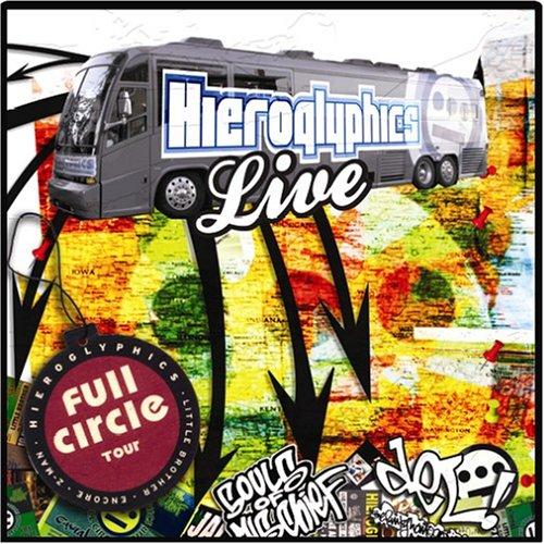 Hieroglyphics - Full Circle Live! Tour (DVD + CD) (Jewel Case) by Full Circle