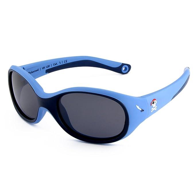 ActiveSol gafas de sol | NIÑO | 100% protección UV 400 | polarizadas | irrompibles