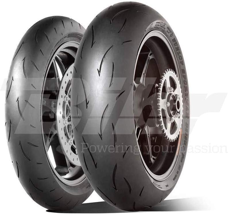A//A//70dB DUNLOP 190//55 ZR17 75W GP RACER D212 E TL Moto Pneu 55//55//R17 75W