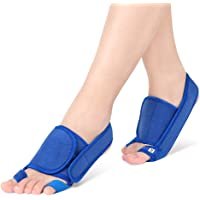 Bunion Corrector Splint, Three-Dimensional Pressure Hallux Valgus Corrector with Gel Arch Support, Toe Straightener and Small Toe Correction Strap for Men and Women Bunion Pain Relief