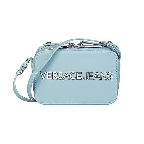 Versace Jeans E1VPBBO5_75589 Bolsos De Embrague Para Mujer Bolsos De Mano Carteras De Mano: Amazon.es: Zapatos y complementos